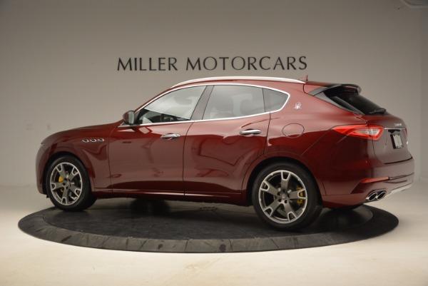 New 2017 Maserati Levante for sale Sold at Bugatti of Greenwich in Greenwich CT 06830 4
