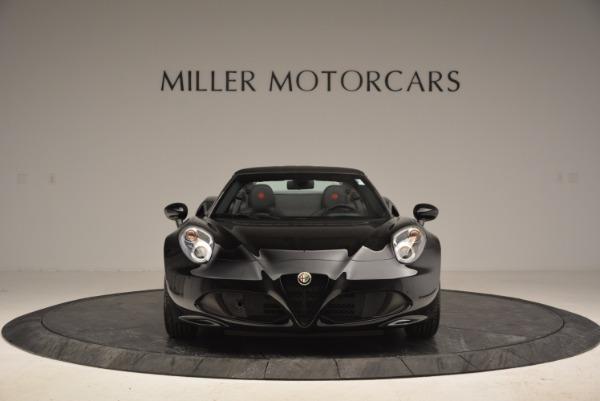 New 2016 Alfa Romeo 4C Spider for sale Sold at Bugatti of Greenwich in Greenwich CT 06830 12