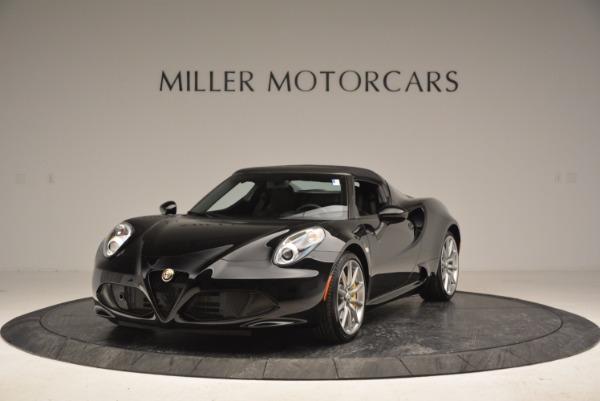 New 2016 Alfa Romeo 4C Spider for sale Sold at Bugatti of Greenwich in Greenwich CT 06830 13