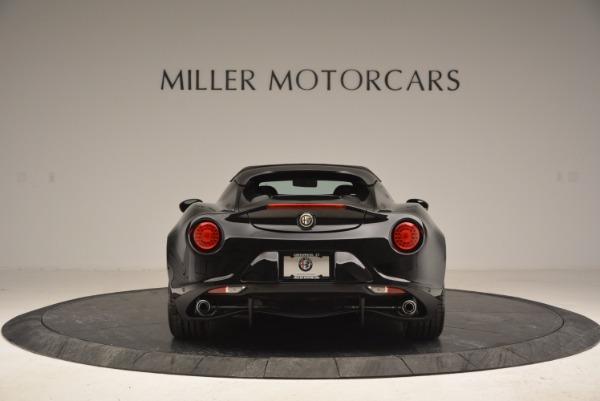 New 2016 Alfa Romeo 4C Spider for sale Sold at Bugatti of Greenwich in Greenwich CT 06830 18