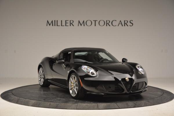 New 2016 Alfa Romeo 4C Spider for sale Sold at Bugatti of Greenwich in Greenwich CT 06830 23