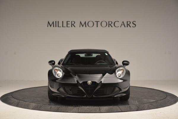 New 2016 Alfa Romeo 4C Spider for sale Sold at Bugatti of Greenwich in Greenwich CT 06830 24