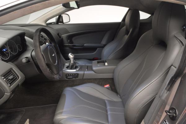 Used 2012 Aston Martin V12 Vantage for sale Sold at Bugatti of Greenwich in Greenwich CT 06830 13