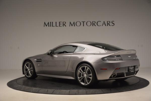 Used 2012 Aston Martin V12 Vantage for sale Sold at Bugatti of Greenwich in Greenwich CT 06830 4