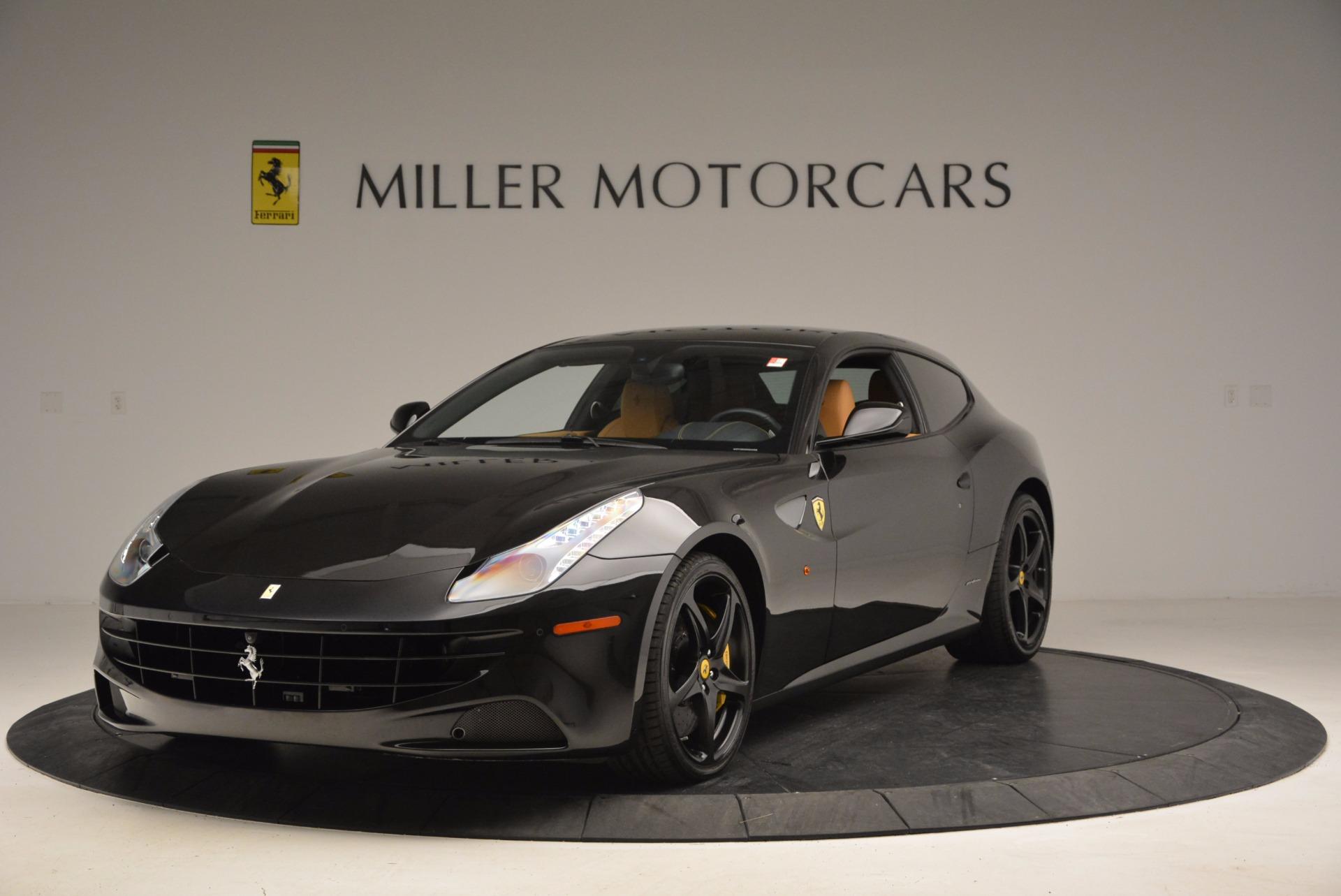 Used 2014 Ferrari FF for sale Sold at Bugatti of Greenwich in Greenwich CT 06830 1