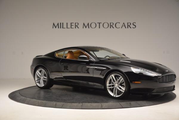 Used 2014 Aston Martin DB9 for sale Sold at Bugatti of Greenwich in Greenwich CT 06830 10
