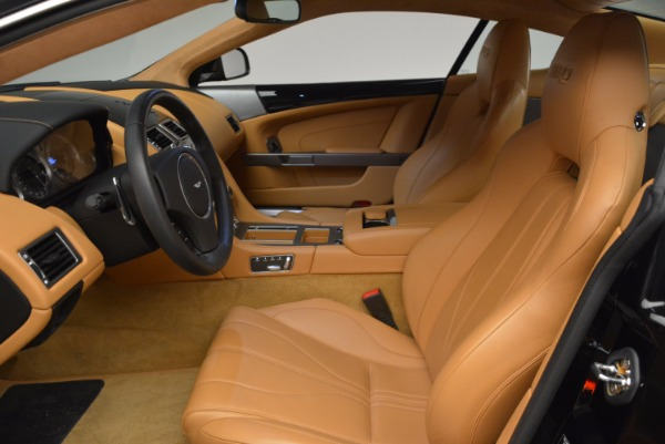 Used 2014 Aston Martin DB9 for sale Sold at Bugatti of Greenwich in Greenwich CT 06830 13