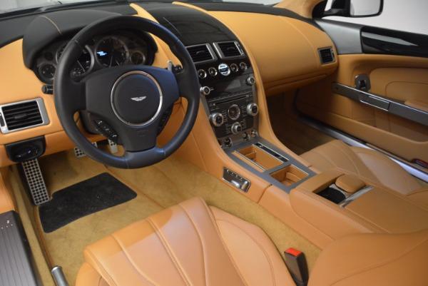 Used 2014 Aston Martin DB9 for sale Sold at Bugatti of Greenwich in Greenwich CT 06830 14