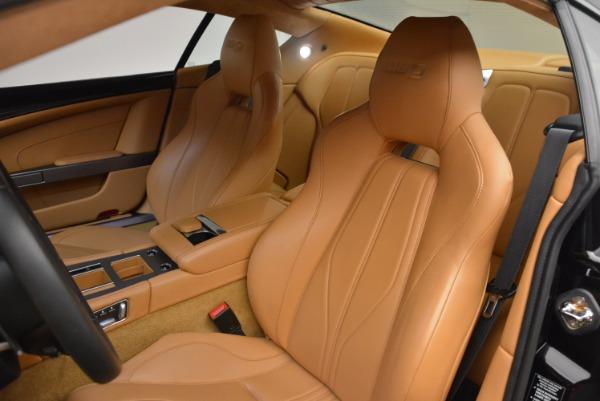 Used 2014 Aston Martin DB9 for sale Sold at Bugatti of Greenwich in Greenwich CT 06830 15