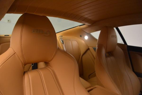 Used 2014 Aston Martin DB9 for sale Sold at Bugatti of Greenwich in Greenwich CT 06830 16