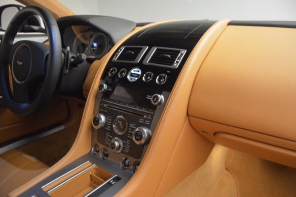 Used 2014 Aston Martin DB9 for sale Sold at Bugatti of Greenwich in Greenwich CT 06830 17