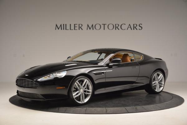Used 2014 Aston Martin DB9 for sale Sold at Bugatti of Greenwich in Greenwich CT 06830 2