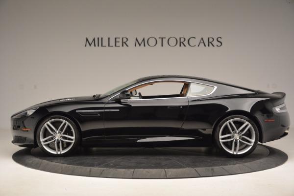 Used 2014 Aston Martin DB9 for sale Sold at Bugatti of Greenwich in Greenwich CT 06830 3