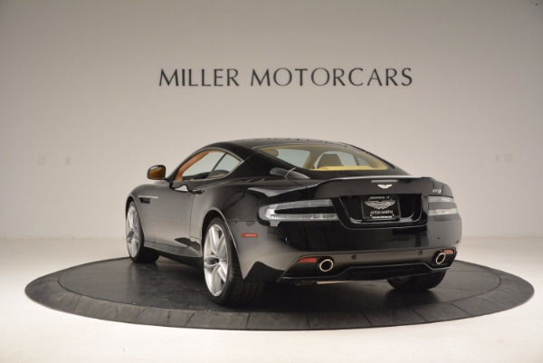 Used 2014 Aston Martin DB9 for sale Sold at Bugatti of Greenwich in Greenwich CT 06830 5