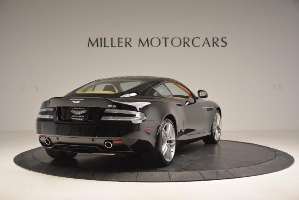 Used 2014 Aston Martin DB9 for sale Sold at Bugatti of Greenwich in Greenwich CT 06830 7
