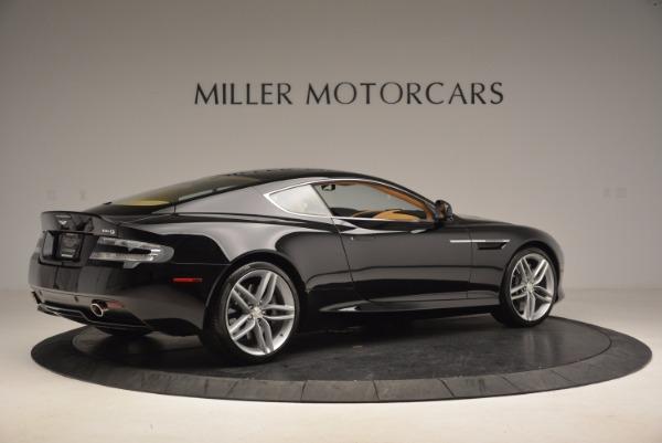 Used 2014 Aston Martin DB9 for sale Sold at Bugatti of Greenwich in Greenwich CT 06830 8
