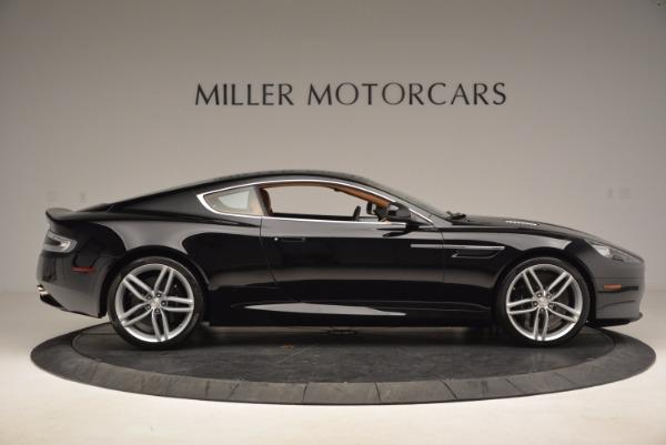 Used 2014 Aston Martin DB9 for sale Sold at Bugatti of Greenwich in Greenwich CT 06830 9