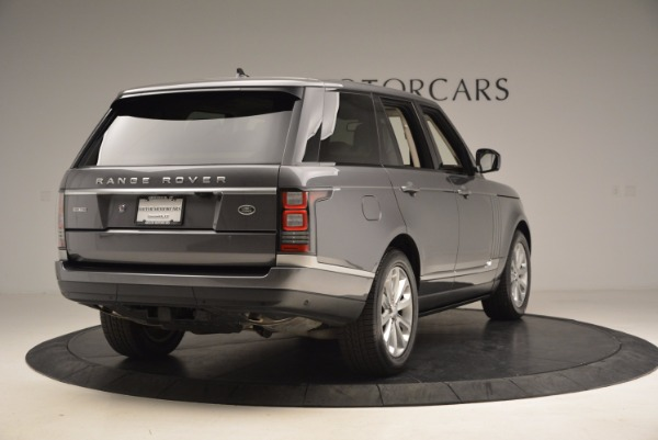 Used 2016 Land Rover Range Rover HSE TD6 for sale Sold at Bugatti of Greenwich in Greenwich CT 06830 7
