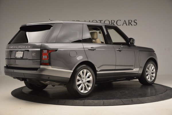Used 2016 Land Rover Range Rover HSE TD6 for sale Sold at Bugatti of Greenwich in Greenwich CT 06830 8